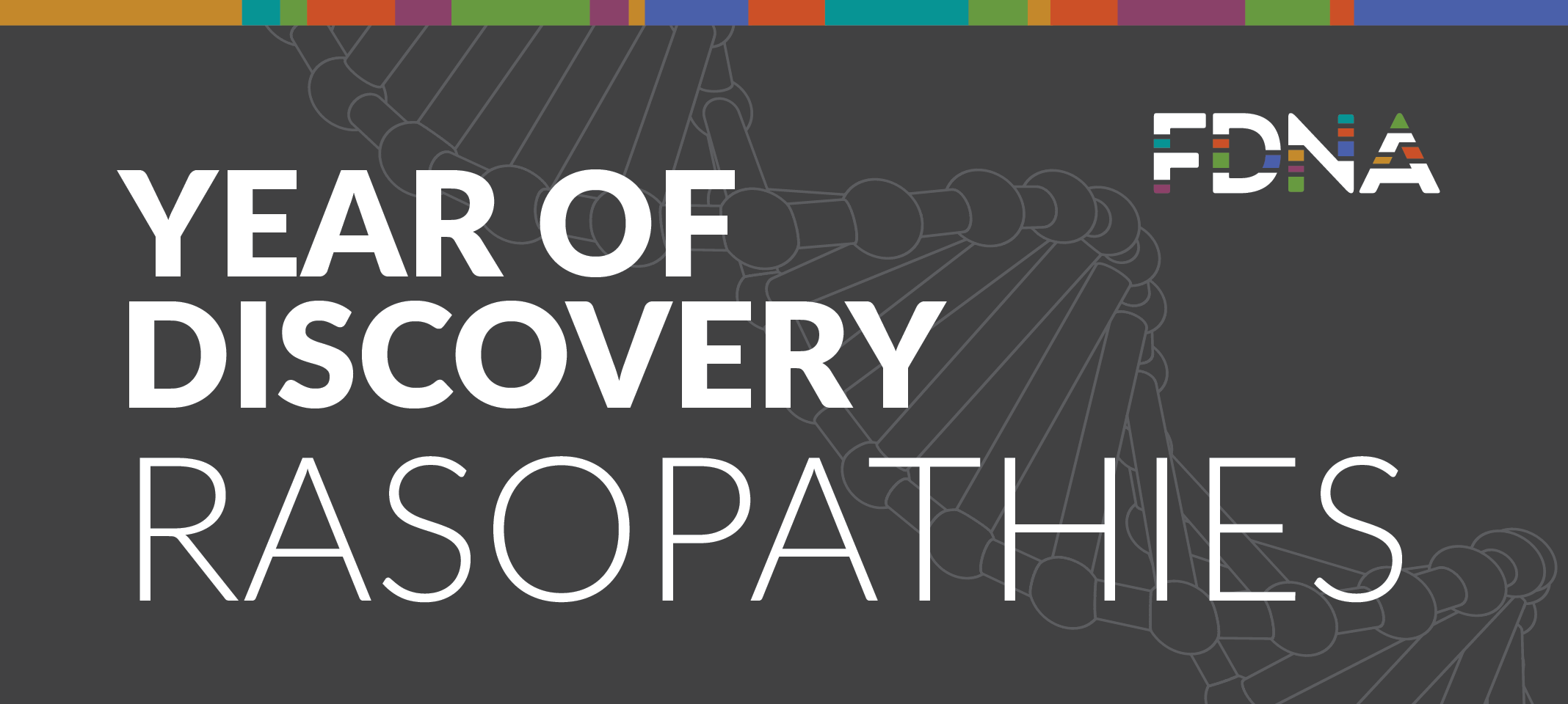 Fdna partners with blueprint genetics to spotlight rasopathies fdnas year of discovery initiative will spotlight a different genetic syndrome group each month as part of their mission to accelerate advancements and malvernweather Images